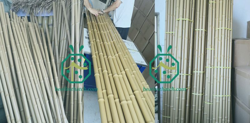 Artificial Bamboo Poles Products Packaging