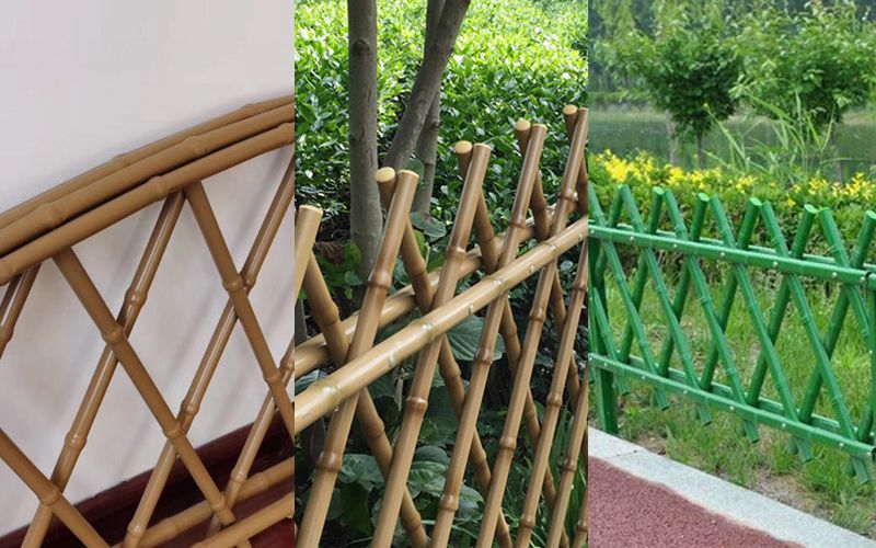 stainless steel bamboo fence for municipal projects construction