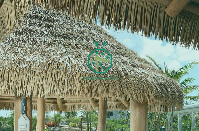 Synthetic Tiki Hut Thatch Roofing For Patio Home Design