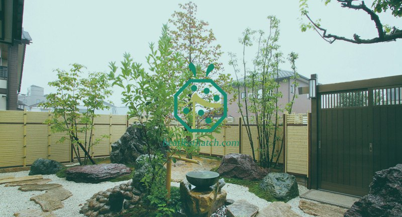 Plastic Bamboo Sticks For Patio Fence