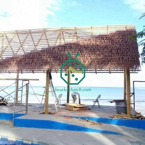 Artificial Palm Thatch Roof for Bali Hut