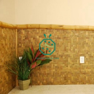 Artificial Tropical Wall Matting For Theme Park