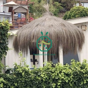 Coiron Straw Thatch For Tropical Sunshade Houses