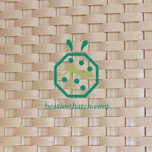 Wholesale artificial bamboo wall sheet
