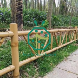 Iron bamboo fencing Thailand