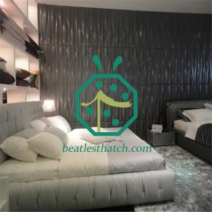 Quality 3D Panel For Hotel Wall Decoration