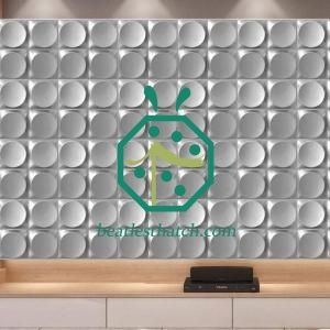 TV Background 3D Wall Decor Panel