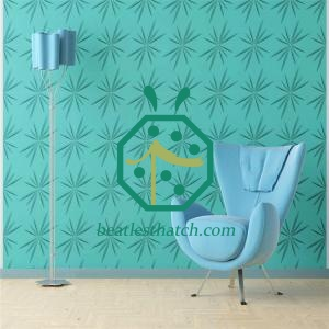 Hotel 3d wall panels UAE