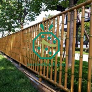 Garden Stainless Steel Bamboo Fencing