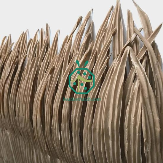 fireproof synthetic thatched roof
