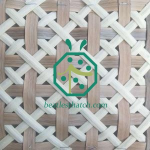 Synthetic coconut leaf mat Thailand