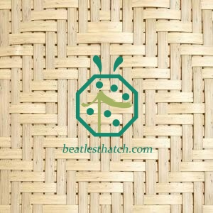 Synthetic bamboo weave mat Philippines