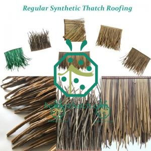 Artificial Thatch Roof Covering Material China