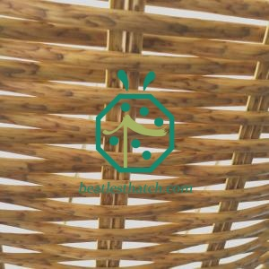 Cottage Synthetic Rattan Wicker Cane Webbing Panel