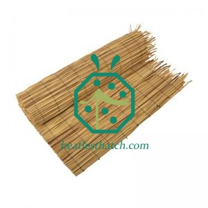 Park Decoration Synthetic Reed Fence Rolls
