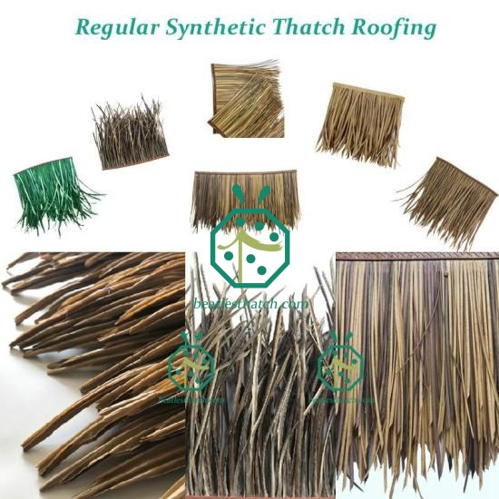 Faux Roofing Thatch Grass For Bali Hut