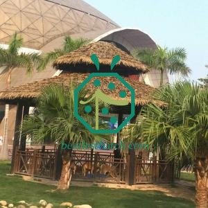 Palapa Replacement Fireproof Thatch Roof Panels